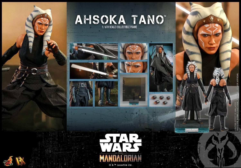 Hot ahsoka tano Hot Toys